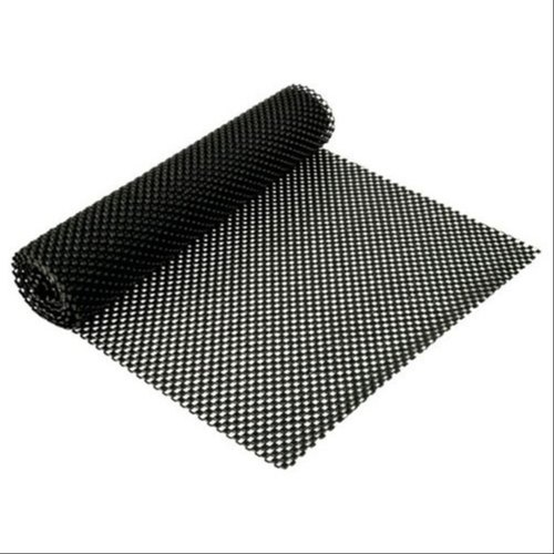 Black 2 To 3 Feet Anti Slip Rubber