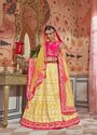 Designer Party Wear Lehanga World Wide Shipping
