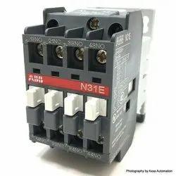 230 v three phase abb make 4 pole contactor