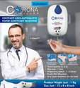 Corona Killer - Automatic / Touch Free Sanitizer Machine