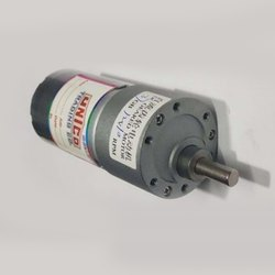 Dc Battery Unico Impulse 800 RPM DC Gear Motor, Voltage: 12 V