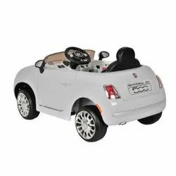 Kids Toyhouse Official Licensed FIAT 500 Ride-On Car