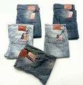 Button Slim Fit Kites Denim Jeans