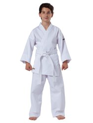 White Karate Uniform