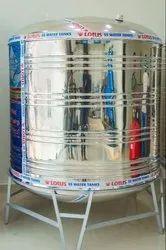1500 Liter Lotus SS Water Tank