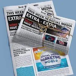 News Paper Magazine Advertisement Service