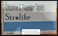 Citicoline & Piracetam Tablets