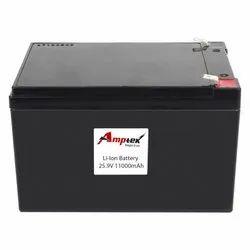 Li-Ion Battery Pack 25.9V 11000 Mah