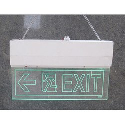 Fire Safety LED Exit Signage