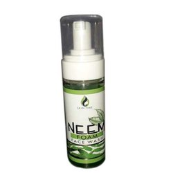Herbal Neem Foam Face Wash, Packaging Size: 150 Ml, Packaging Type: Bottle