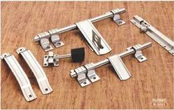 R-5001 Glossy Stainless Steel Door Kit