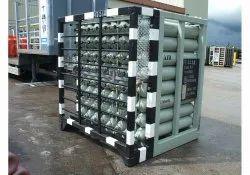 Horizontal Cylinder Pallets