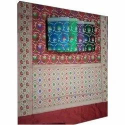 Casual Wear Printed Fancy Pure Cotton Saree