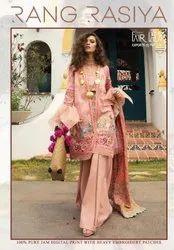 Fairlady Rang Rasiya Pure Cotton Lawn Pakistani Suits Catalog