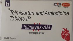 Telmavas AM Tablets IP