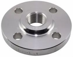 MILD STEEL THREADED FLANGES