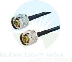 RF Cable Assemblies N Male To N Male In RG 174