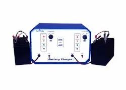 Elektron Fully Automatic Battery Charger For 2 Wheeler Batteries