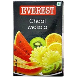 Everest Chaat Masala, Packaging Size: 100 g, Packaging Type: Box
