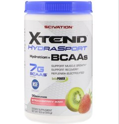 Scivation Xtend Hydrasport Hydration Plus BCAAs Powder