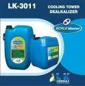 Cooling Tower Dealkalizer, For Industrial, Packaging Size: 60 Kg