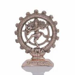 Metal Natraja Statue