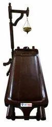 Wooden Shirodhara Massage Table