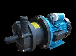 Single Stage Polypropylene Magnetic Drive Centrifugal Pumps, Size: 25 x 25 mm
