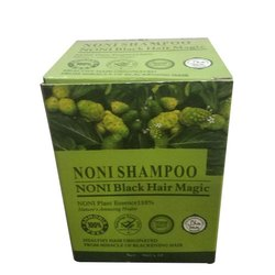 KR Enterprises Women Noni Black Hair Magic Dye Shampoo, Packaging Type: Box, Packaging Size: 10 X 20 Ml/Sachet