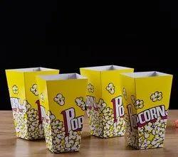 Paper Popcorn Boxes