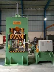 100 Ton Deep Draw Hydraulic Press