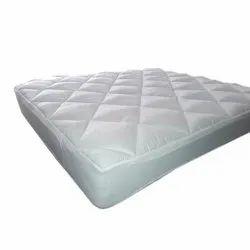 Shri Adinath White Coil Spring Bed Mattress, 6*3 Feet, Thickness: 5 Inch