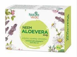 Ayurvedic Neem Aloevera Handmade soap