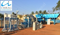 Chirag Mega Technology Concrete Block Machine