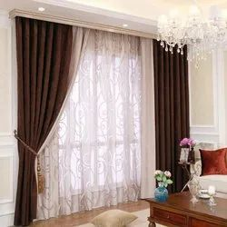 Cotton, Velvet Designer Contemporary Curtains