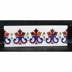 Marble Inlay Border Tile for Room
