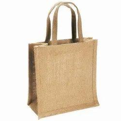 Plain Jute Promotional Bag