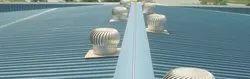 Roof Ventilators for Sugar Mills