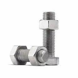 Stainless Steel Nut Bolt 304 Grade