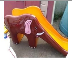 Playground Equipments Elephant Slide