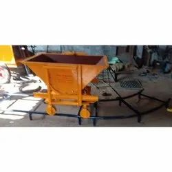 MS Concrete Slab Trolley