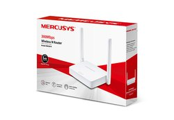 White Wired Mercusys MW301R