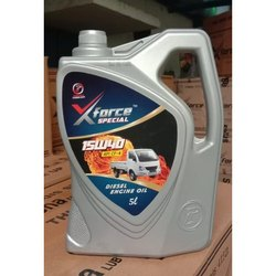 15W40 API CF-4 5 Litre Xfirce Turbo Diesel Engine Oil