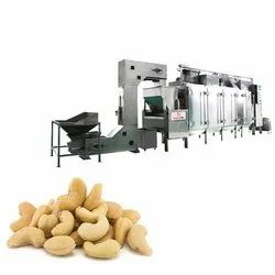 Cashew Continuous Roasting Machines