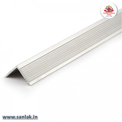 组合梯子热轧铝角度步,尺寸/尺寸:22.22 x22.22x 1x0.66,300 gams