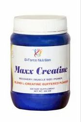 B Force Nutrition Maxx Creatine