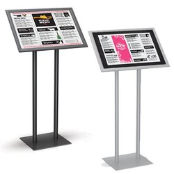 Clip On Poster Stand