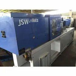 JSW 100 Ton Injection Moulding Machine