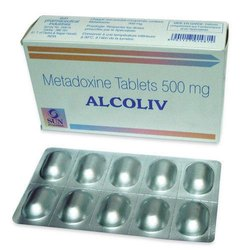 Metadoxine 500mg Tablet