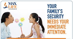 Authorised Max Life Insurance Advisor
